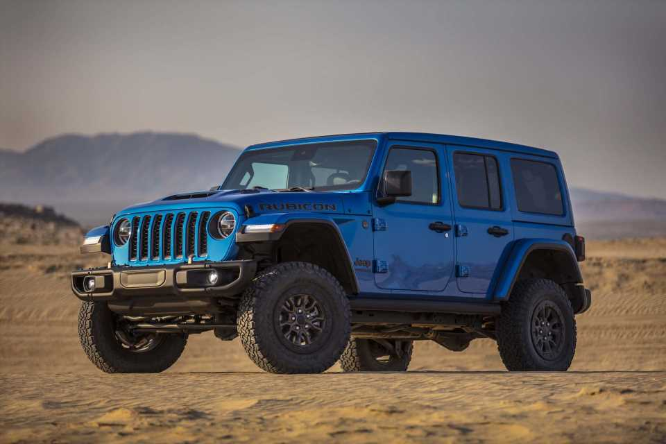 Jeep Wrangler, Gladiator recalled for increased fire risk