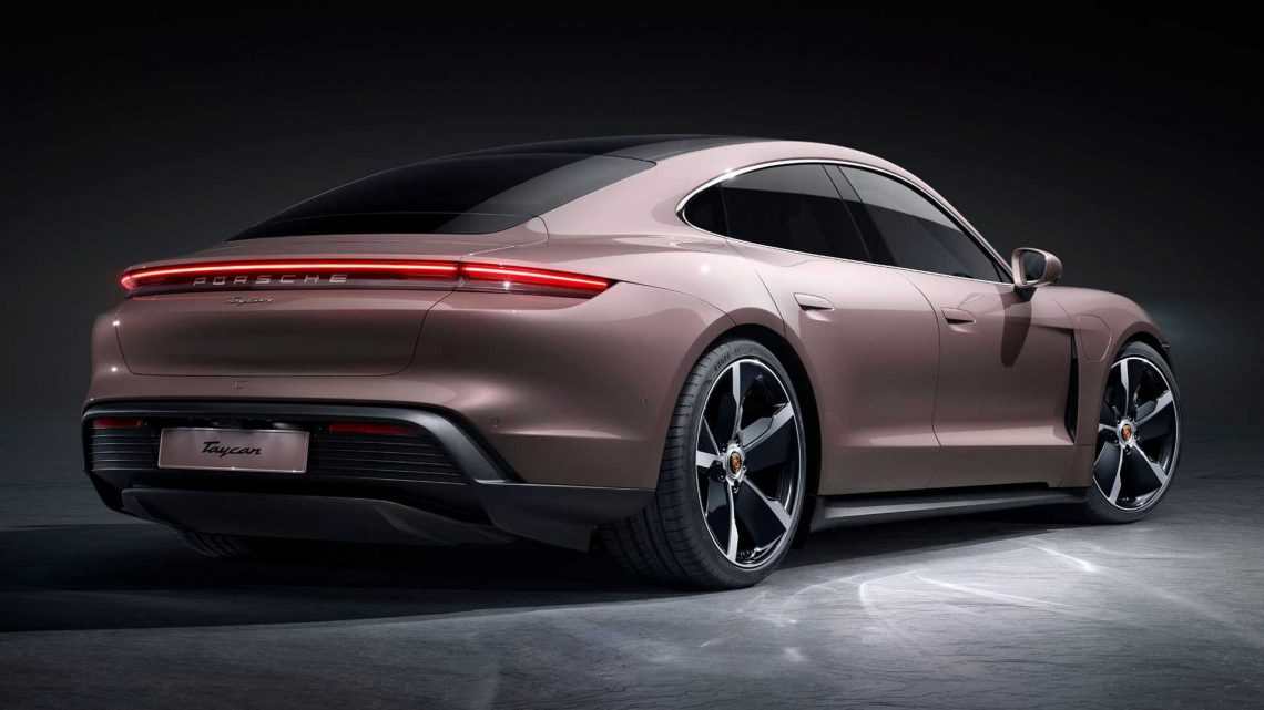 Porsche Dealers Asking For AWD Version Of Base Taycan