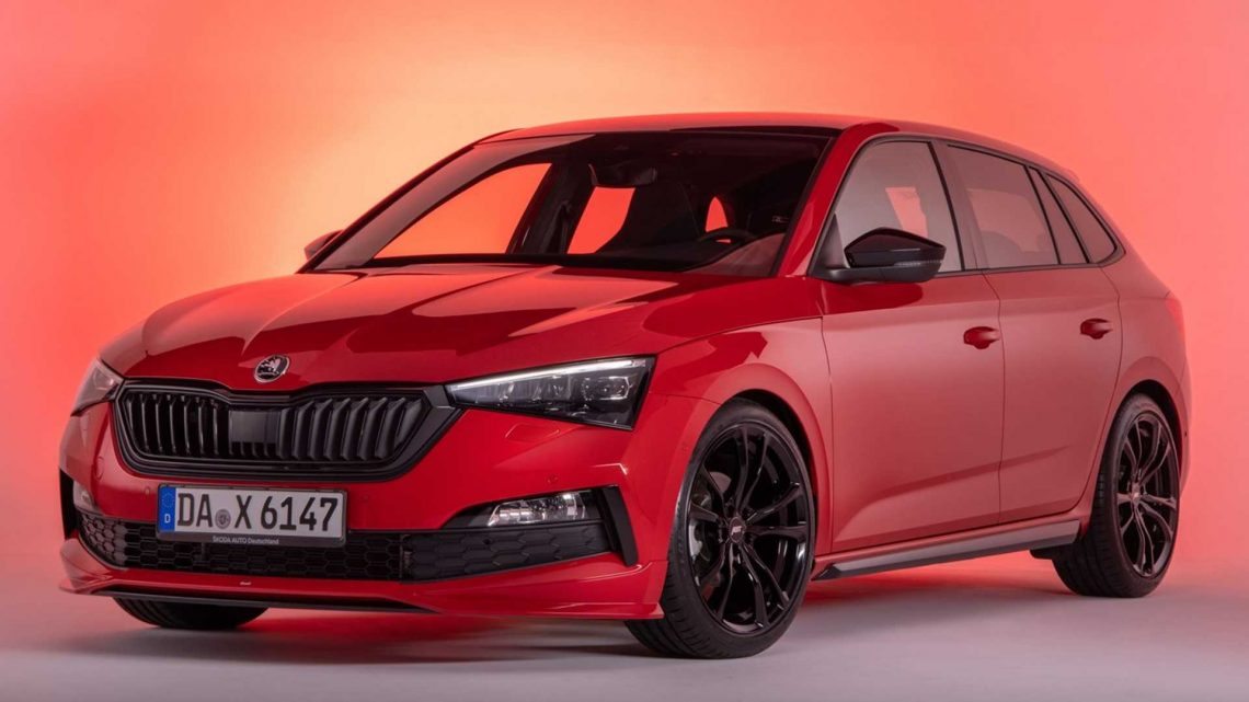 Skoda Scala Edition S Revealed With 190 Horsepower, But It's No RS