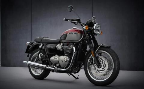 2021 Triumph Bonneville range revealed