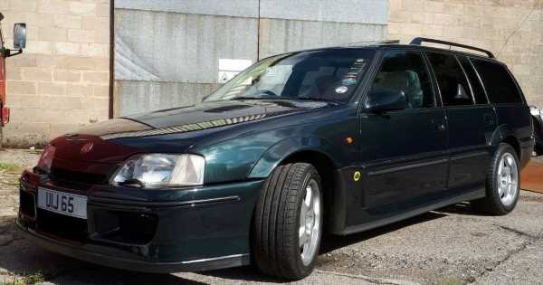 Someone Made A Lotus Carlton Estate And It's Up For Sale