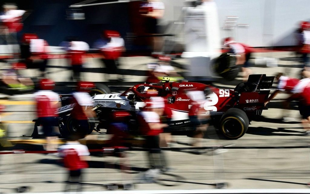 Alfa will decide early March when to switch to 2022 | F1 News by PlanetF1