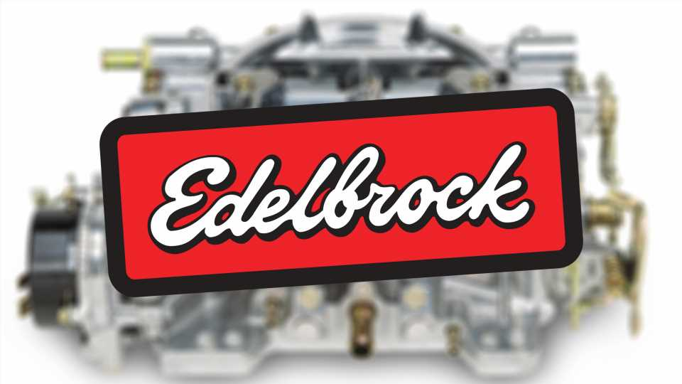 Edelbrock Is Leaving California Partly Because SpaceX Hires Too Many Machinists