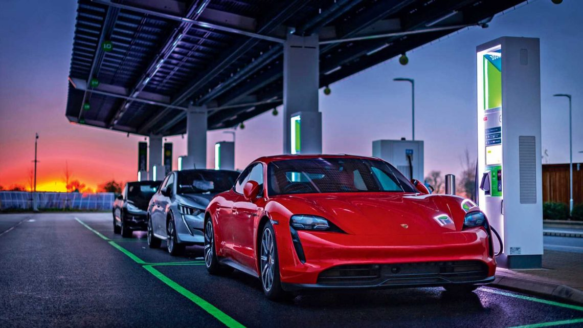 Gridserve Electric Forecourt: we try the UK's first bespoke EV charging location