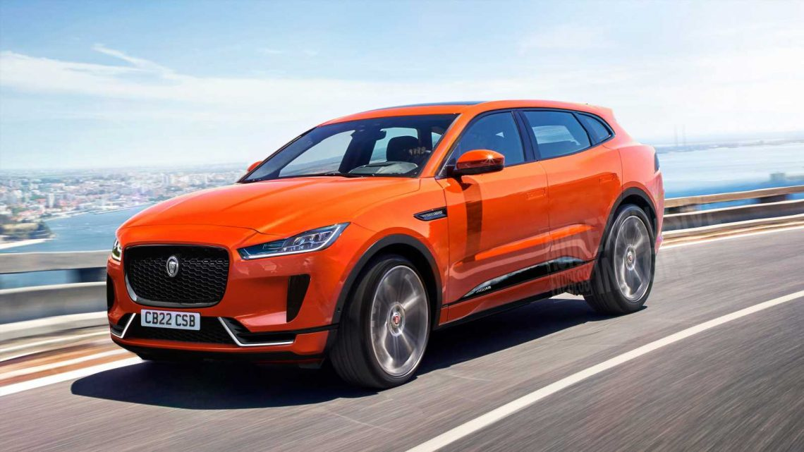 Jaguar J-Pace large electric SUV likely axed as part of new strategy