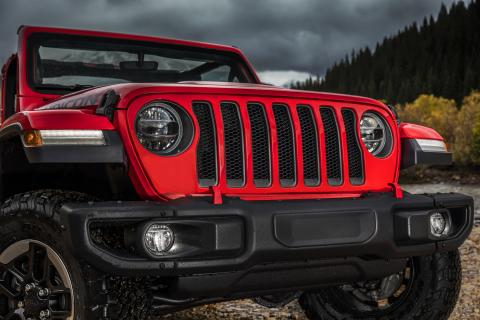Jeep Wrangler local assembly begins in India