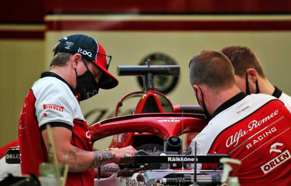 Kimi excited by racing but not a fan of the rest   F1 News by PlanetF1