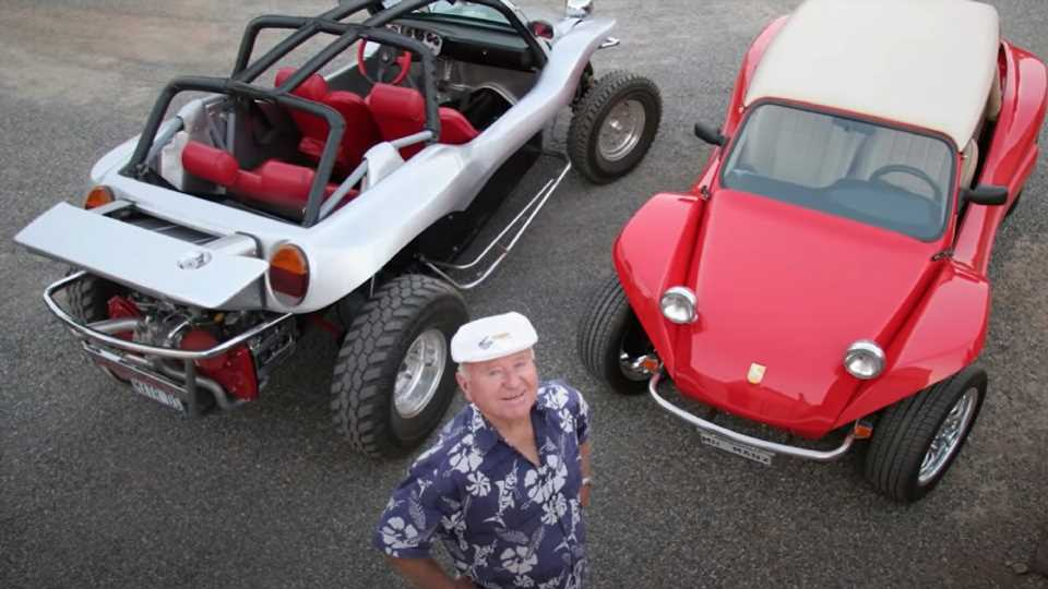 Farewell to Bruce Meyers, Off-Road Pioneer and Father of the Meyers Manx Dune Buggy