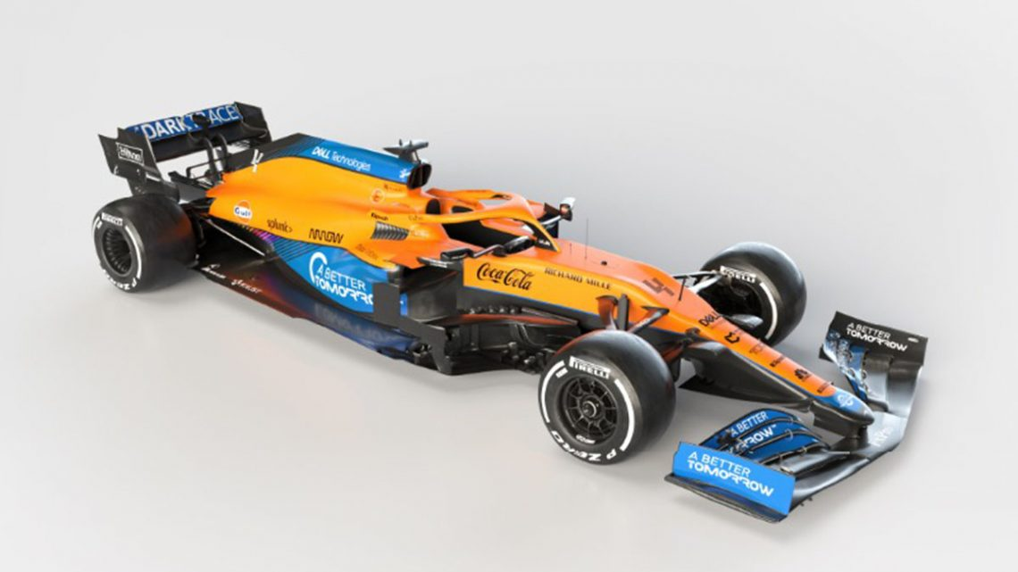 Say hello to the McLaren MCL35M Formula 1 car | Planet F1