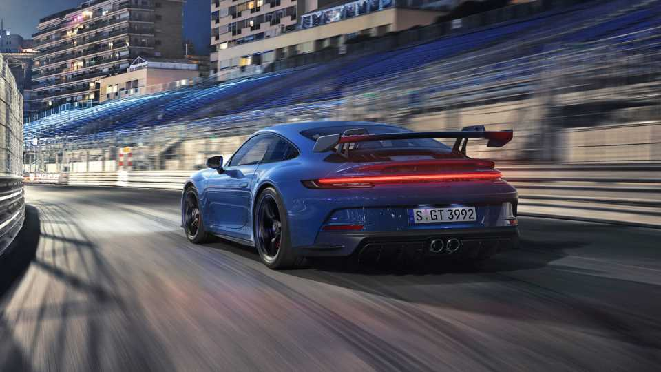 2022 Porsche 911 GT3: A 9,000 RPM Love Letter to Natural Aspiration
