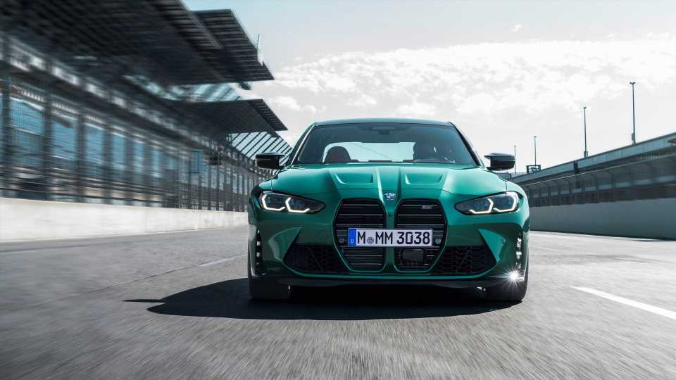 BMW Doesn't Care What You Think of Its New Designs
