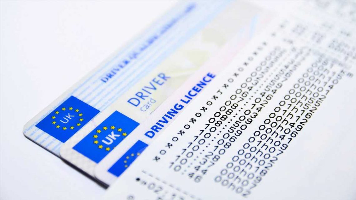 How to renew your driving licence or change the address