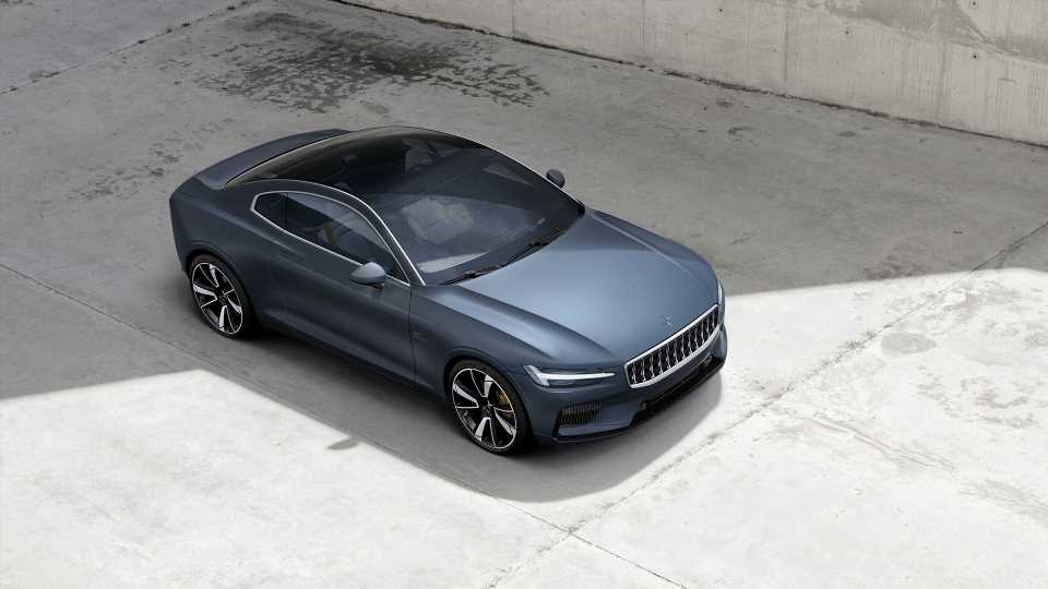 Polestar 1 Production Ends in 2021 With Only a Fraction of the Last Batch Coming to the US