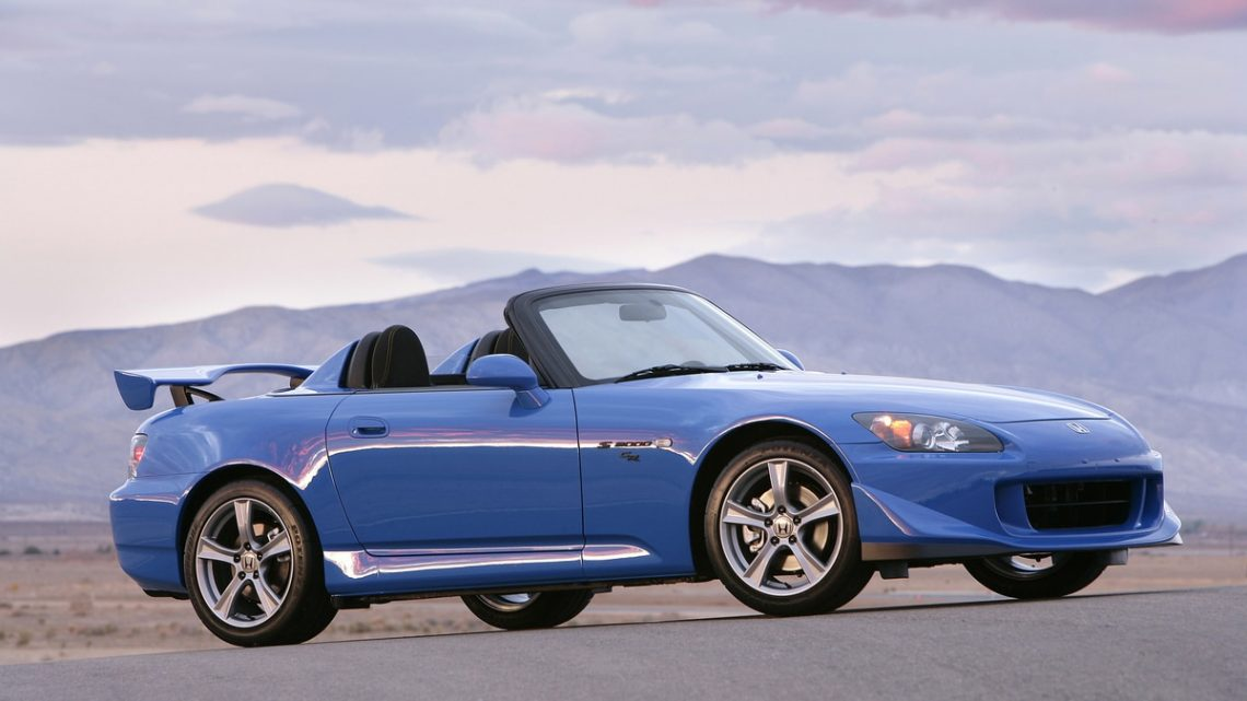 The Honda S2000: A Look Back at a Legendary Sports Car