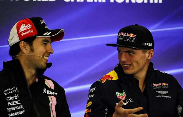 Sergio Perez opens door for Red Bull to 'play' with Merc | F1 News by PlanetF1