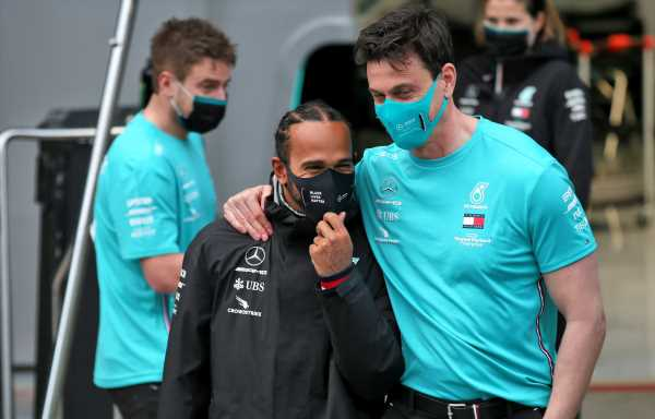 Toto Wolff has no idea where 'Max Verstappen clause' came from