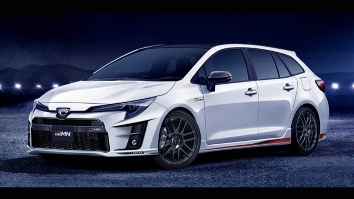Toyota GR Corolla Could Be Followed By A Wagon
