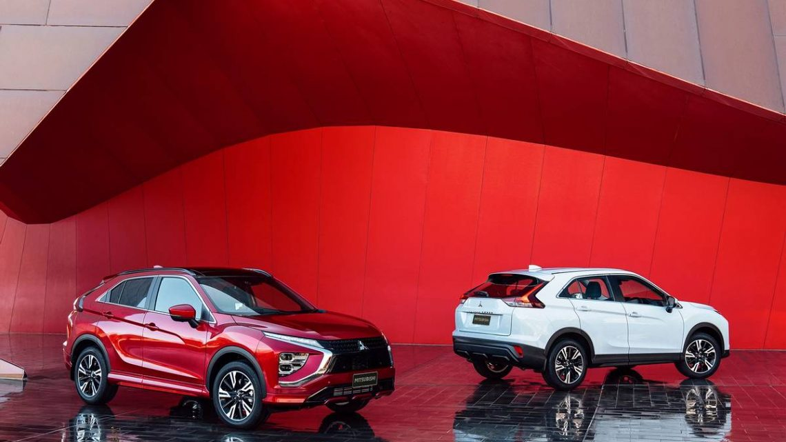 2022 Mitsubishi Eclipse Cross: Small Price Bump for Large Feature Jump