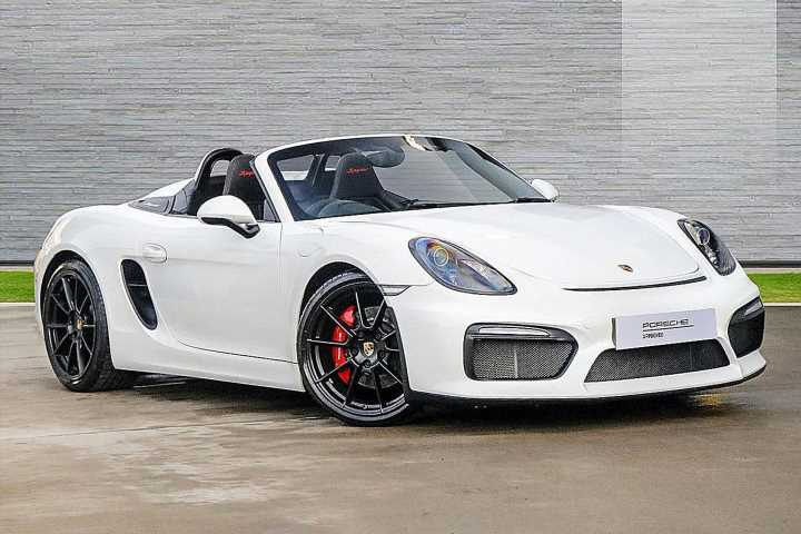 Spotted Week That Was | Boxster, Giulia, 205