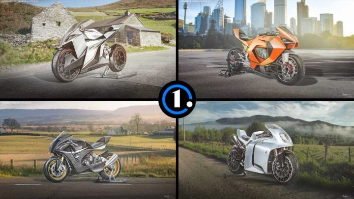 What If Supercar Manufacturers Built Bikes Instead Of Cars?