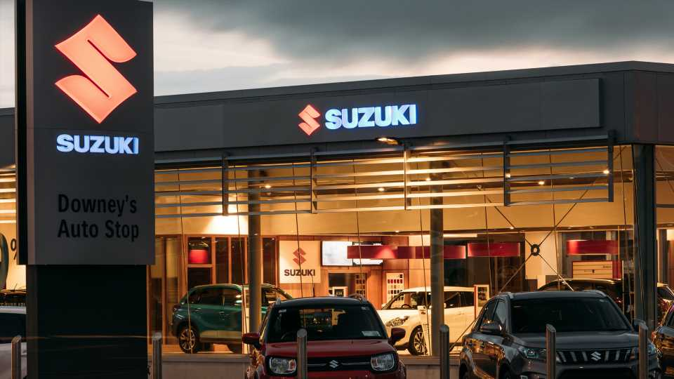 Suzuki's Chairman Just Retired at 91 Years Old