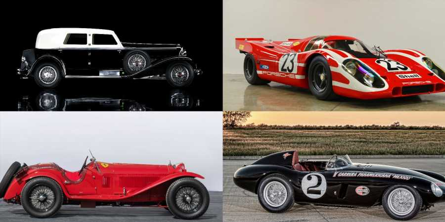 One of these Four Beautiful Cars Won the Best of the Best for 2021