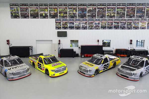 ThorSport Racing rejoins Toyota, Enfinger moves to part-time