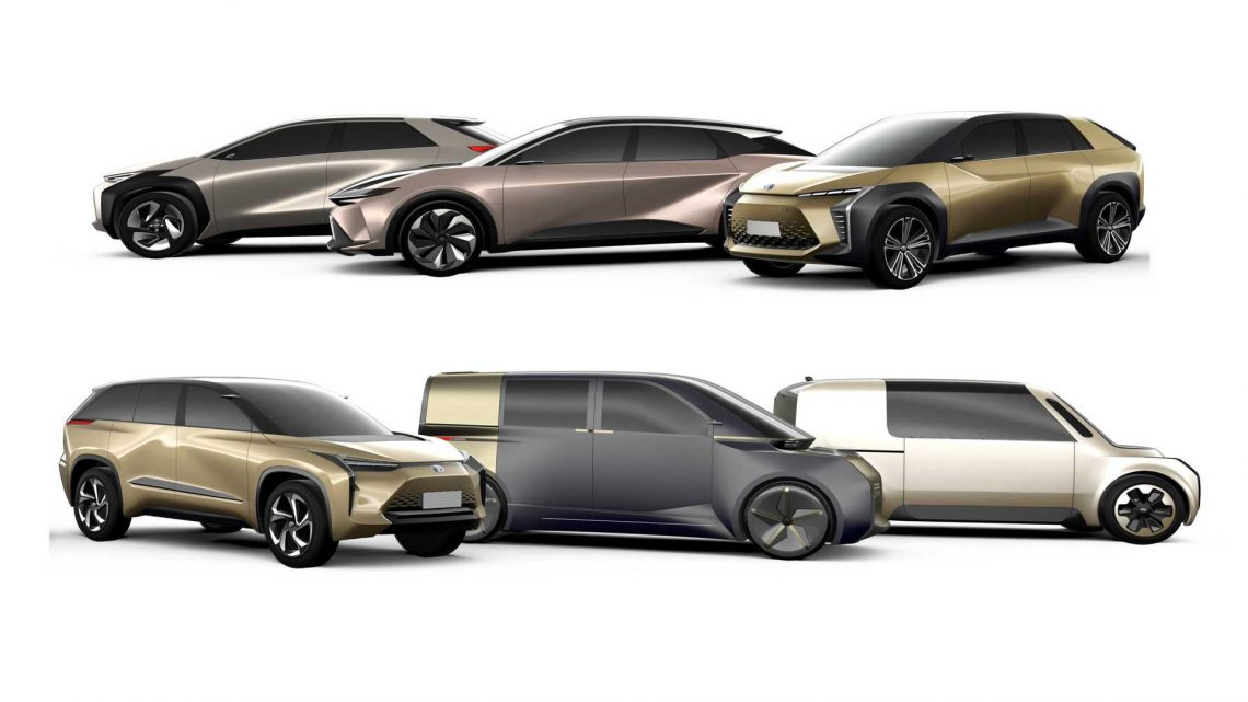 Toyota To Launch Two New BEVs And One PHEV In U.S This Year