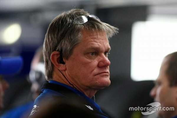 Supercars engineer Little diagnosed with pancreatic cancer