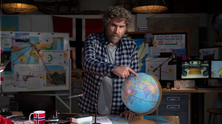 GM Teases Super Bowl Advertisement Featuring Will Ferrell
