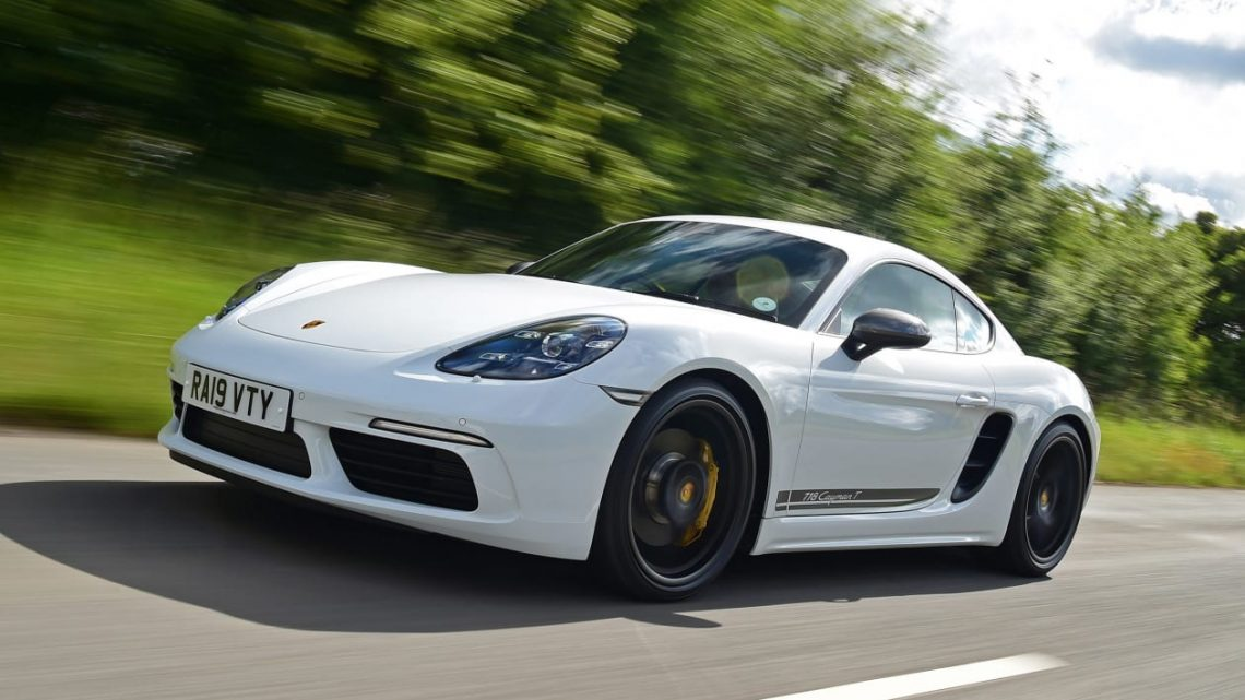 Next-generation Porsche Cayman could go fully electric