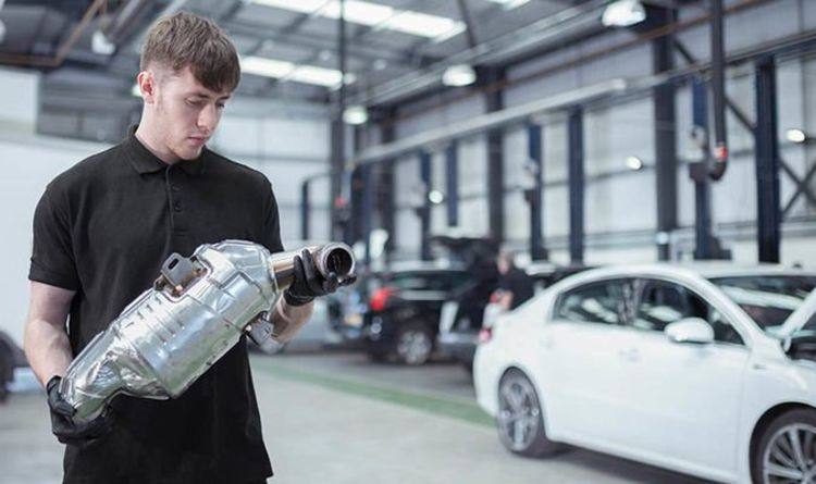 Catalytic converter thefts: What is a catalytic converter? How are they being stolen?