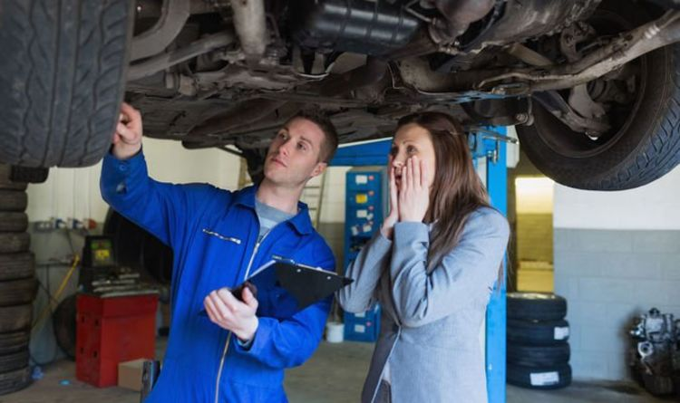 MOT warning: Millions are 'putting themselves at risk' by driving without a certificate