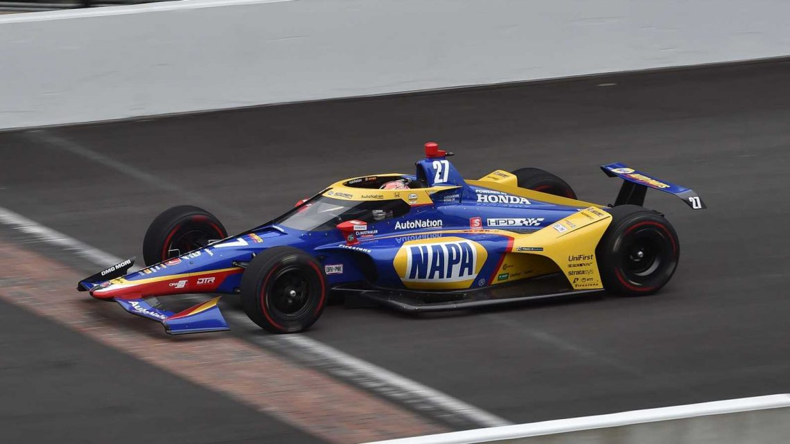 IndyCar Hybrid Era Could Be Magnet That Finally Attracts Third Manufacturer