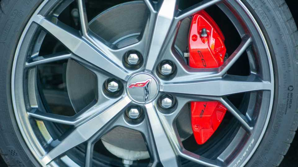 GM Issues Technical Service Bulletin For Corvette C8 Wheels