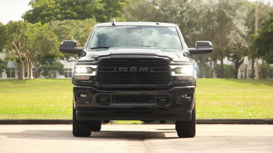 Ram Asks Heavy Duty Truck Owners To Park Outside Due To Fire Risk