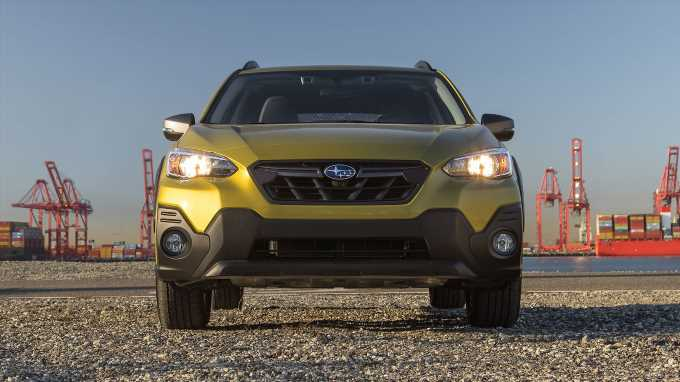 What's the Best 2021 Subaru Crosstrek Trim? Here's Our Guide