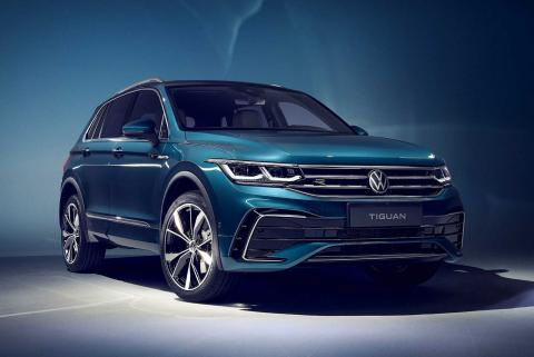 VW to launch Tiguan 5-seater SUV in 2021