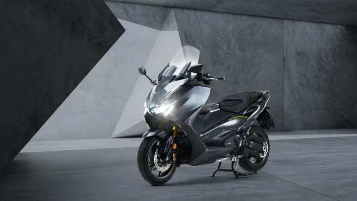 20th Anniversary Yamaha TMax – only 560 to be made – paultan.org