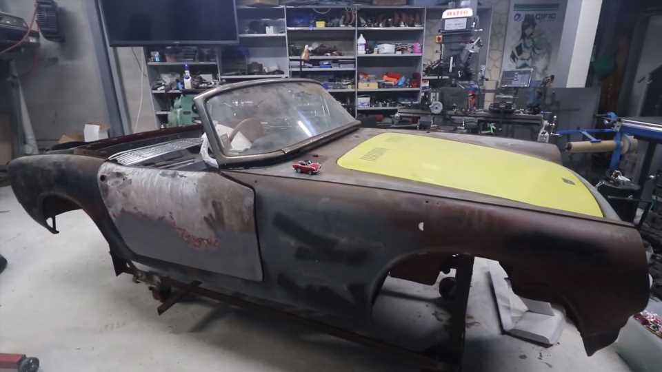 YouTuber's Honda S600 Restoration Project Is a Fascinating Peek at Honda's First Production Car
