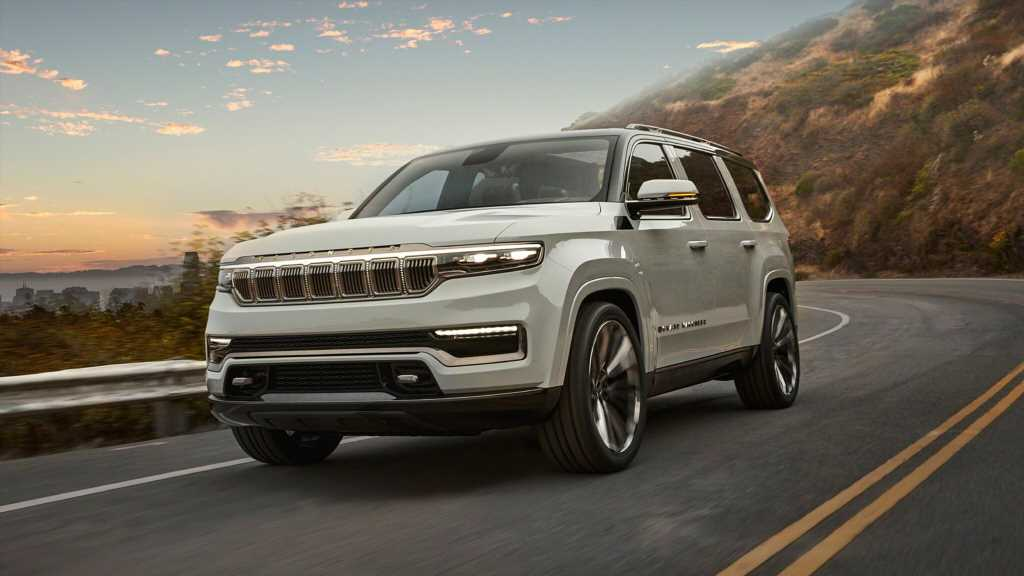 Amazon Fire TV for Auto Coming to 2022 Jeep Wagoneer Family
