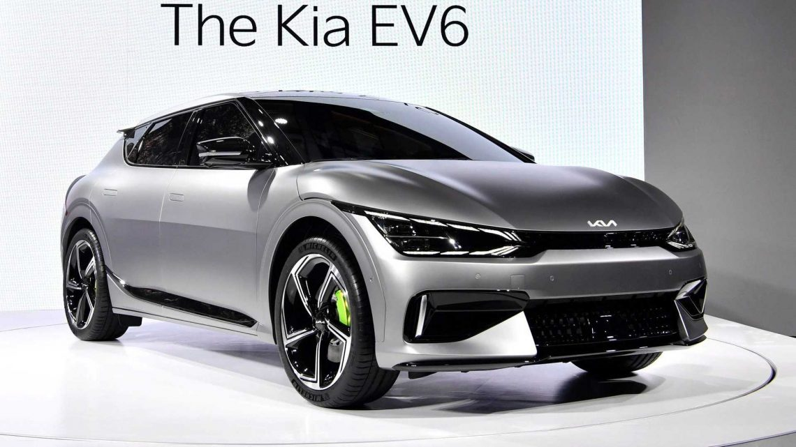 Kia EV6 GT Looks Like No Other Kia Before It In First Real Images