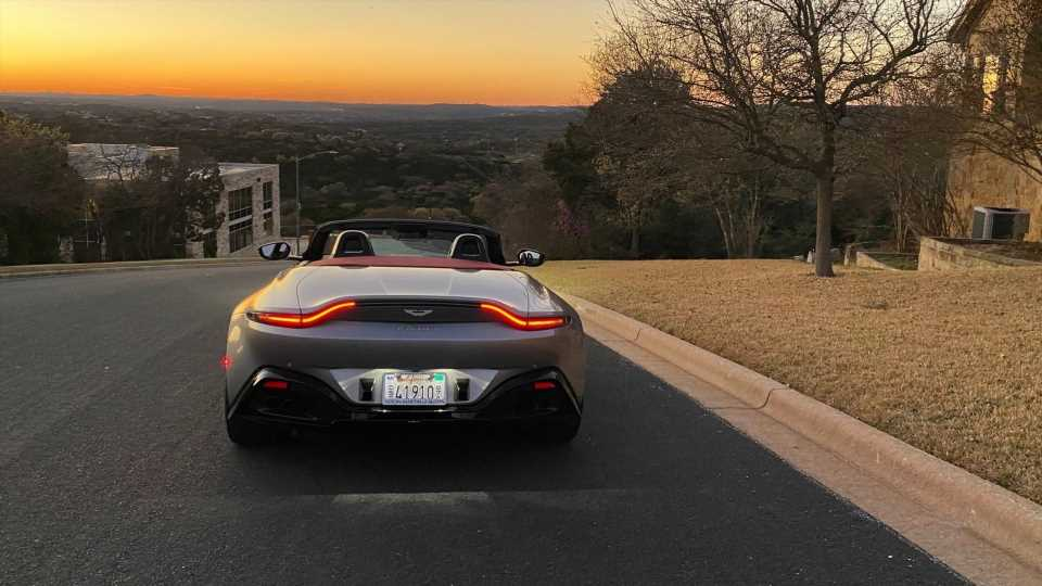 What Do You Want To Know About the 2021 Aston Martin Vantage Roadster?