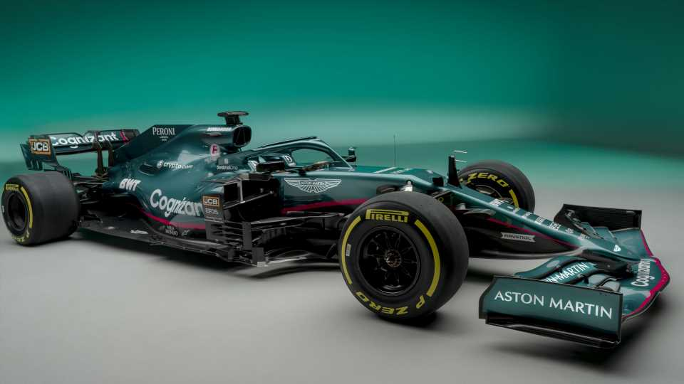 Aston Martin Says Return to F1 Will Bring Trickle-Down Race Tech to Its Road Cars
