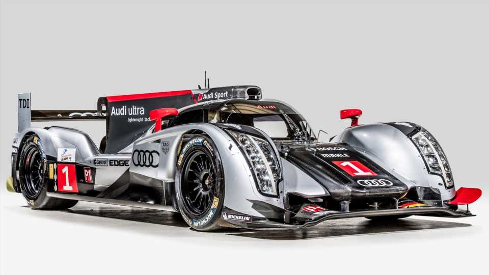 There's a Legit Audi R18 TDI Le Mans Prototype Up for Sale