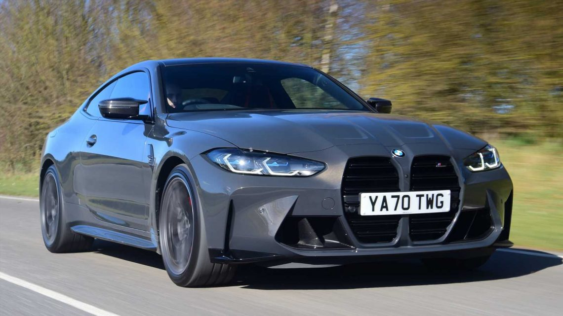 New BMW M4 Competition 2021 review