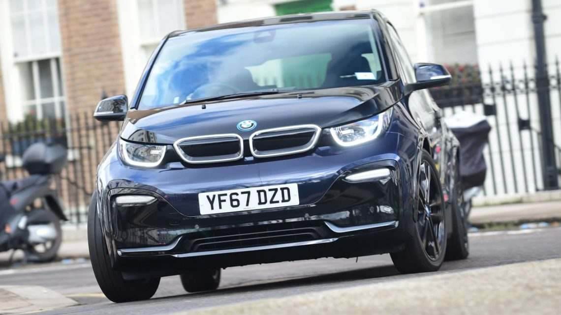 BMW slashes i3 prices in response to new plug-in car grant