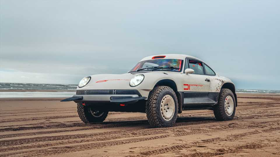 Singer Pulls Safari ACS From Its Website and Social Media After Porsche's Lawyers Get Involved