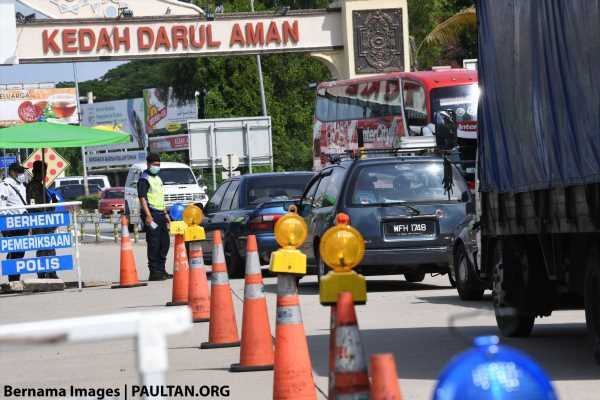 PDRM to tighten checks on interstate travel from today – paultan.org