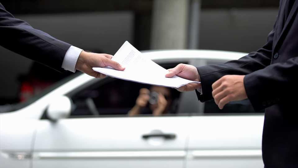 Here's How To Transfer a Car Title To a Family Member